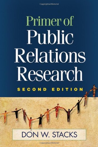 9781593855956: Primer of Public Relations Research, Second Edition