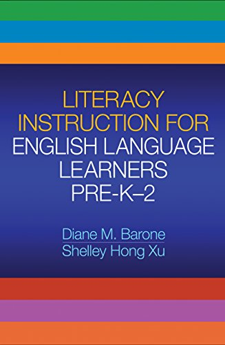 9781593856021: Literacy Instruction for English Language Learners Pre-K-2 (Solving Problems in the Teaching of Literacy)