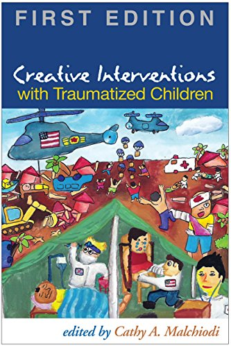 9781593856151: Creative Interventions with Traumatized Children, First Edition