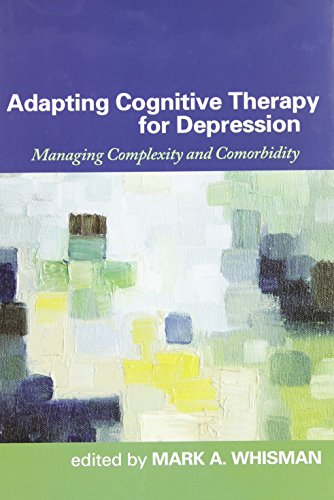 9781593856380: Adapting Cognitive Therapy for Depression: Managing Complexity and Comorbidity