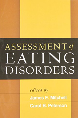9781593856427: Assessment of Eating Disorders