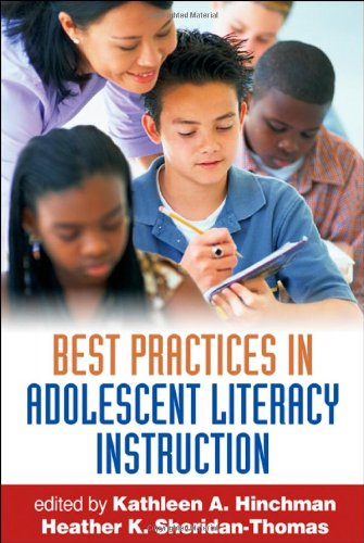 9781593856922: Best Practices in Adolescent Literacy Instruction, First Edition (Solving Problems in the Teaching of Literacy)
