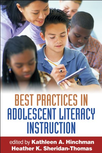 9781593856939: Best Practices in Adolescent Literacy Instruction, First Edition (Solving Problems in the Teaching of Literacy)