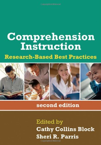 9781593857004: Comprehension Instruction, Second Edition: Research-Based Best Practices (Solving Problems in the Teaching of Literacy)