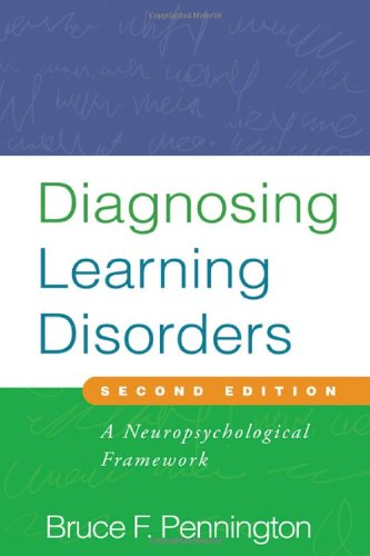 9781593857141: Diagnosing Learning Disorders, Second Edition: A Neuropsychological Framework