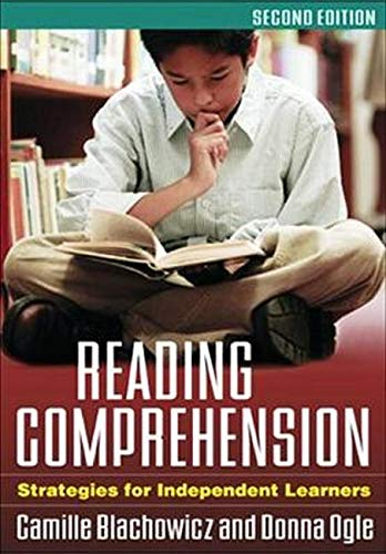 9781593857554: Reading Comprehension, Second Edition: Strategies for Independent Learners