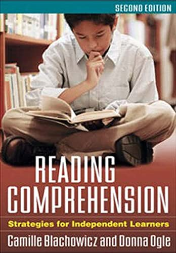 9781593857561: Reading Comprehension, Second Edition: Strategies for Independent Learners