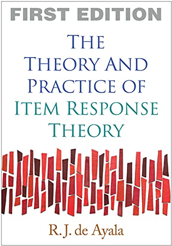 9781593858698: The Theory and Practice of Item Response Theory (Methodology in the Social Sciences)