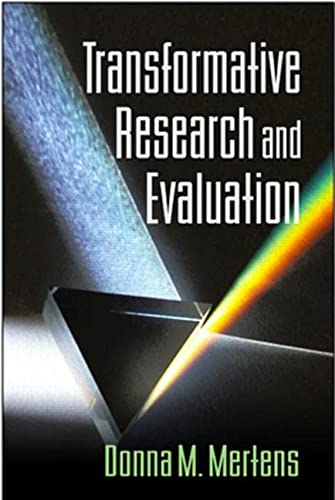 9781593859855: Transformative Research and Evaluation