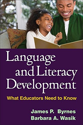 9781593859909: Language and Literacy Development: What Educators Need to Know (Solving Problems in the Teaching of Literacy)
