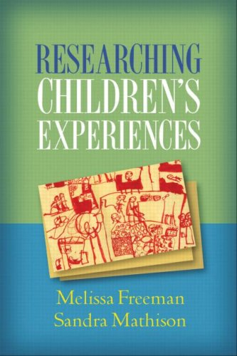 9781593859961: Researching Children's Experiences