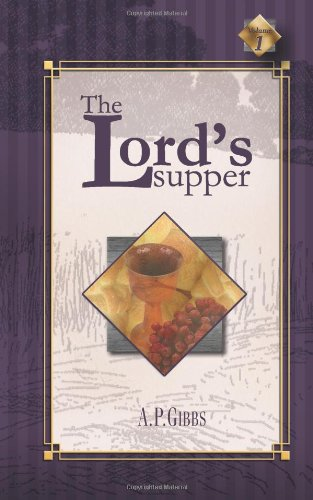 9781593871062: The Lord's Supper
