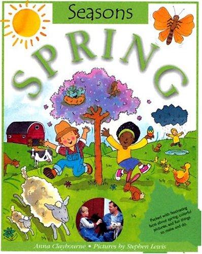 9781593890537: Spring (Seasons (Chrysalis Education))