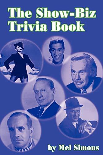9781593931346: The Show-Biz Trivia Book