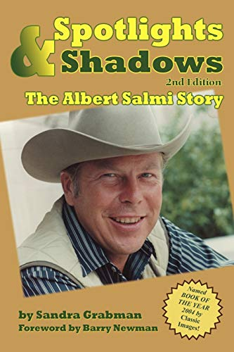 9781593934255: Spotlights & Shadows: The Albert Salmi Story