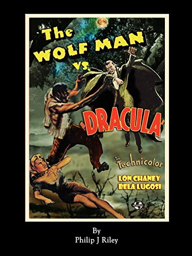 Wolfman vs. Dracula - An Alternate History for Classic Film Monsters