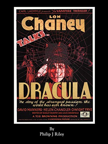 9781593934781: Dracula Starring Lon Chaney - An Alternate History for Classic Film Monsters