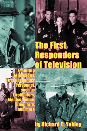 9781593936860: The First Responders of Television