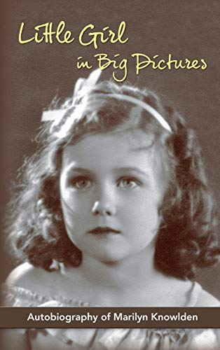 9781593937041: Little Girl in Big Pictures (Hardback)