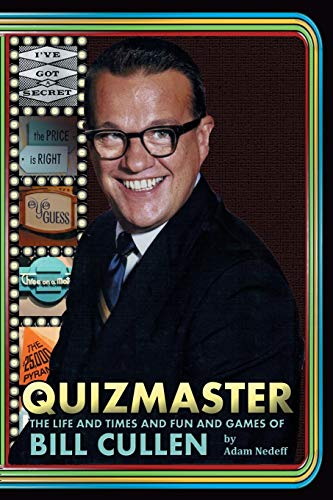 9781593937300: Quizmaster: The Life & Times & Fun & Games of Bill Cullen