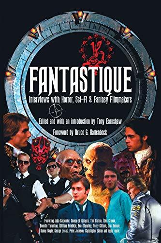 9781593939441: Fantastique: Interviews with Horror, Sci-Fi & Fantasy Filmmakers (Volume I)