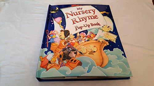 My Nursery Rhymes Pop-Up Book: Gill Davies
