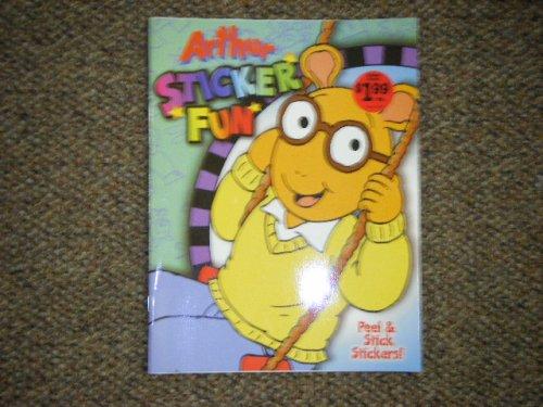 9781593941673: Arthur Sticker Fun