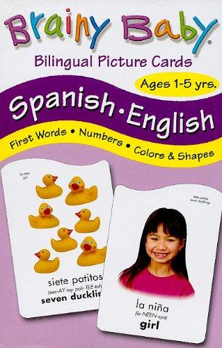 9781593942786: Brainy Baby: Spanish / English
