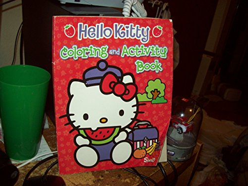 9781593942809: Hello Kitty Jumbo Coloring & Activity Book