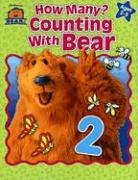 9781593942991: Numbers & Counting (Bear in The Big Blue House)