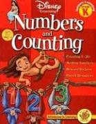 9781593943042: Numbers & Counting: Grade K (Disney Workbooks)