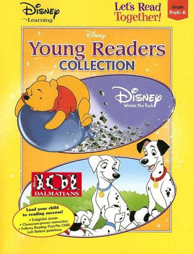 9781593944865: Young Reader (Disney Let's Read Together)