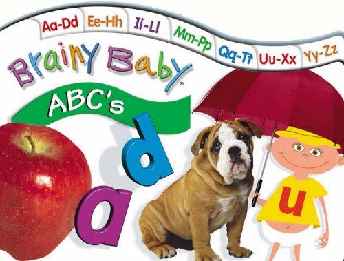 9781593945534: Brainy Baby: ABC's