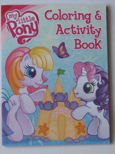 9781593946357: My Little Pony Jumbo Activity Book