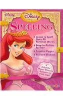 9781593947408: Disney Princess Spelling (Disney Learning Disney Princess)