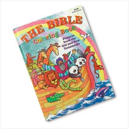 9781593947606: Bible Jumbo Coloring & Activity Book