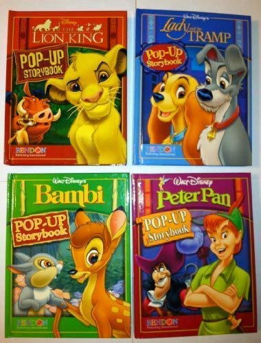 Disney Pop-up Storybook Classic Collection: Disney Staff