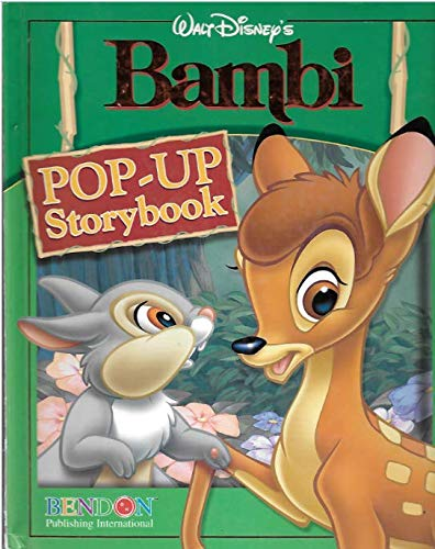 9781593947842: Bambi (Walt Disney Pop Up Storybooks)