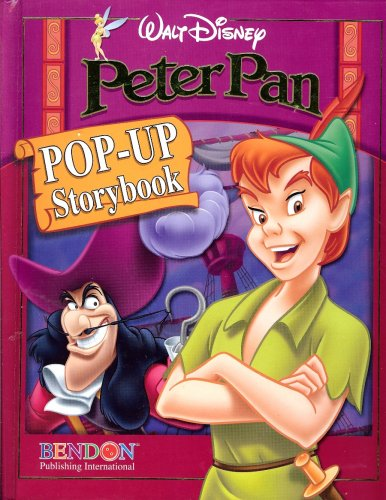 Peter Pan Pop-up Storybook