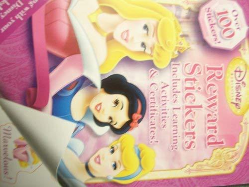 9781593949310: Disney Princess Reward Stickers