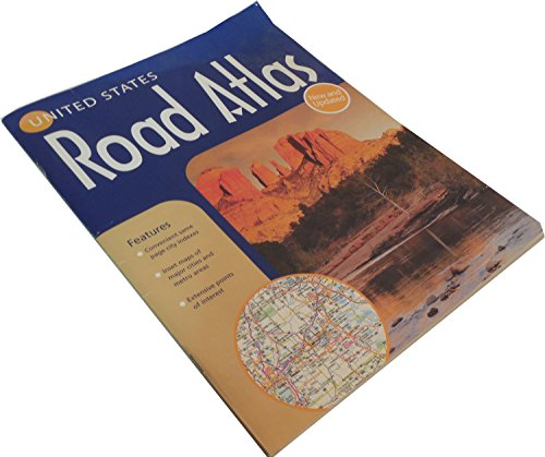 United States Road Atlas: Universal Maps