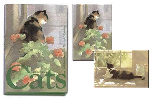 9781593951016: PF67 - Cats Notecard Portfolio