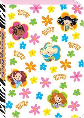 MJ10: Groovy Girls Mini Journal: Girls, Groovy