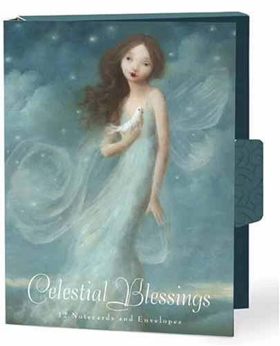 9781593951771: Celestial Blessings (HN13 - Stephen Mackey. Christmas Cards)