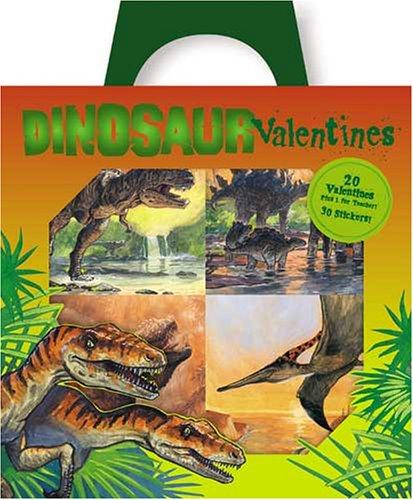 9781593952150: Dinosaurs Valentine Fun Pack (Vp15)