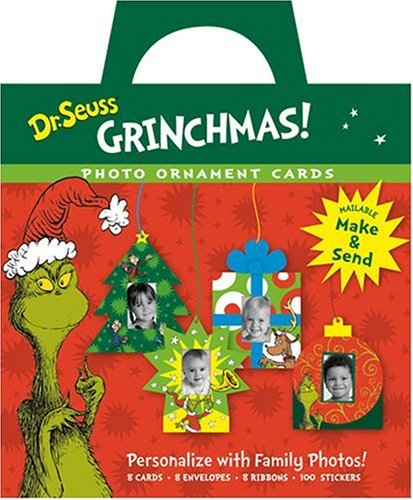 9781593952570: OC2 - The Grinch Photo Ornament Cards