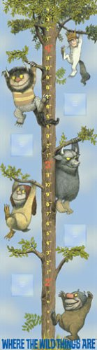 9781593952785: 3779 - Wild Things Growth Chart