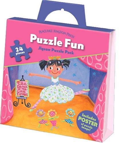 9781593954222: PZ6 - Ballet Jigsaw Puzzle Pack