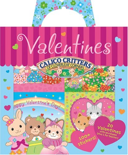 9781593954567: VP26 - Calico Critters Valentine Fun Packs (Cards)