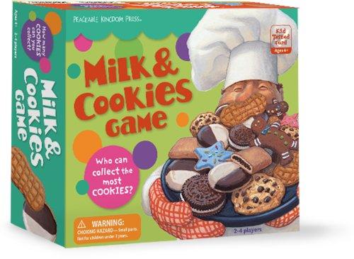 9781593954932: TG1 - Milk & Cookies Board Game